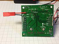 Name: KK2 2.jpg Views: 84 Size: 72.2 KB Description: JST connector added to supply voltage input