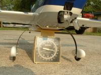 Name: DSCF0102.jpg Views: 446 Size: 106.7 KB Description: And quess what under 3 lbs readry to fly with a full tank of fuel(6 oz tank) and rx pack.