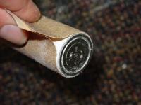 Name: A123 Sander.jpg Views: 1750 Size: 40.9 KB Description: What better way to sand a battery shape?