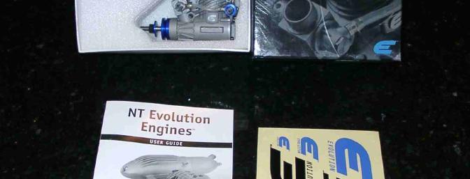 The Evolution .46 Engine.