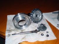 Name: engine show 114.jpg Views: 3595 Size: 113.5 KB Description: front end disassembled, shaft out, compressor off