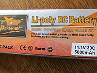 Lipo Battery not charging after 3 hours  - RC Groups