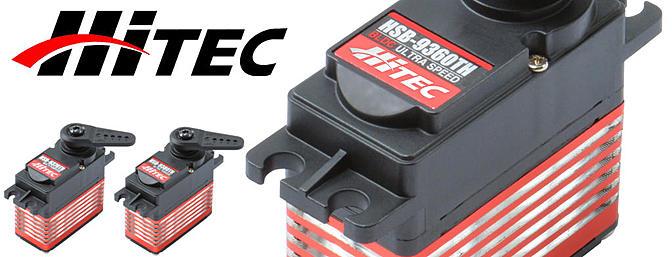 News Hitec HSB-93XX Series of Servos - RC Groups