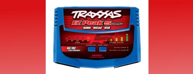 Traxxas EZ-Peak 5amp charger.
