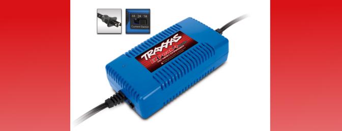 Traxxas EZ-Peak 4amp charger.