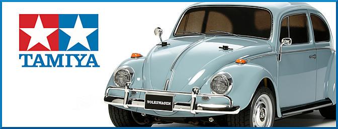 Tamiya Volkswagen Beetle kit - M-06 (58572) - RC Groups