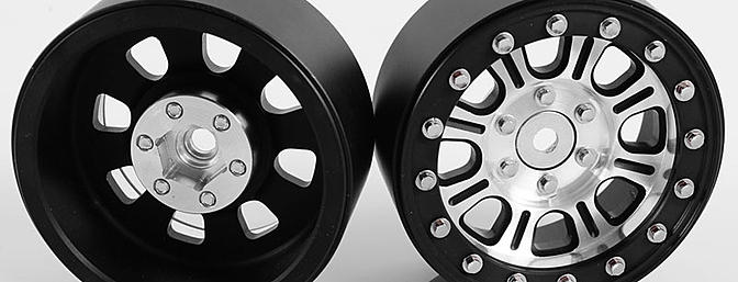 Raceline Monster 2.2 Beadlock Wheels - Z-W0136