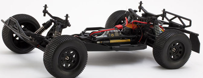 A durable composite chassis is the backbone of the Helion Volition.