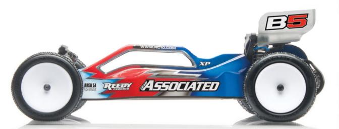 Team Associated RC10B5 Team Kit.