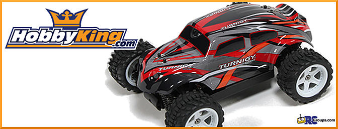 HobbyKing Turnigy 1/16 4WD Monster Beetle - RC Groups