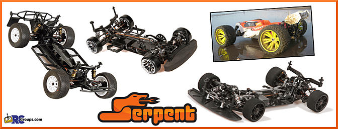 new rc car releasesSerpent Four New Vehicles Released  RC Groups