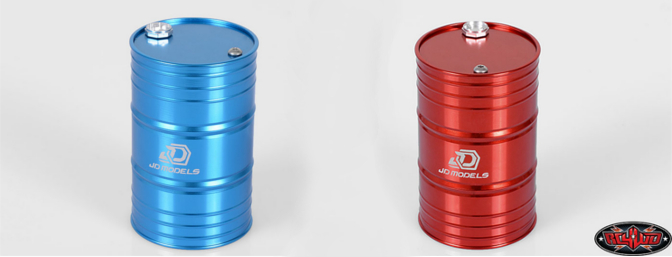 1/10 Blue or Red Hydraulic Oil Tank.