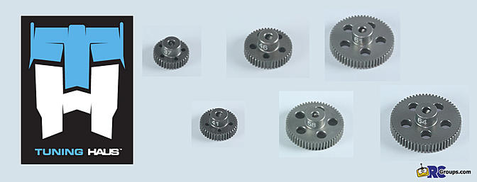 Tuning Haus 64 Pitch Pinion Gears - RC Groups