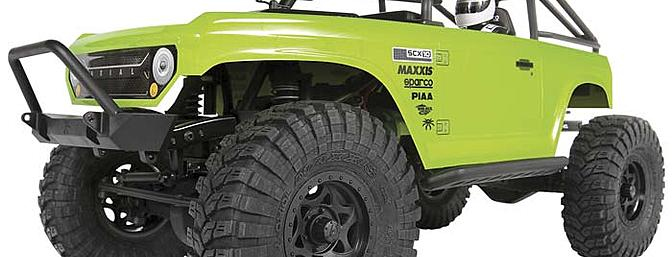 Axial SCX10 Deadbolt — SCOOP on NEW truck!!! - RC Groups