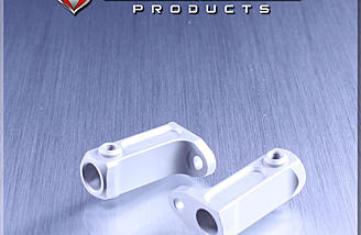 Side Rail Mounts for Axial SCX10.