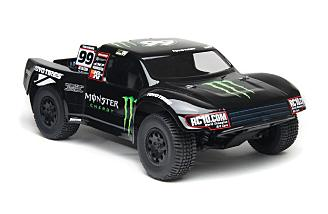 Team Associated Limited Edition Rtr With Monster Energy