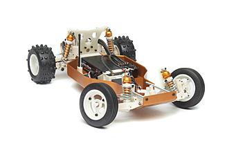 RC10 Classic chassis.