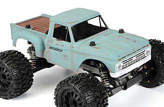 Pro Line 1966 Ford F 100 And Desert Raid Truck Bodies Rc
