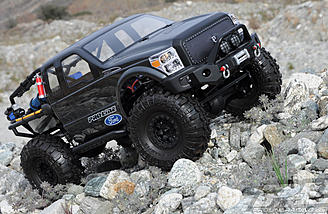 "The Denali wheels fit all of Pro-Line's popular 1.9"" rock crawling tires."