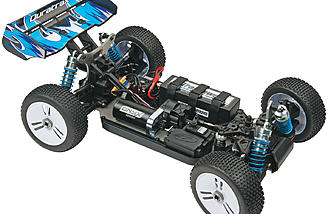 Here is an example of an electric-powered car.