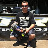 Dakotah Phend is the 2WD Modified ROAR National Champion for 2013 with his Orion powered TLR 22 2.0.