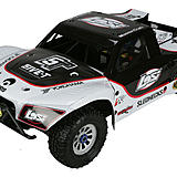 This Losi 5IVE-T is a 1/5-scale and measures 38-inches in length.