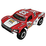 The Losi TEN-SCTE is a 1/10-scale and measures 21.34-inches in length.