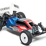 Team Associated B5 1/10-scale 2WD buggy.