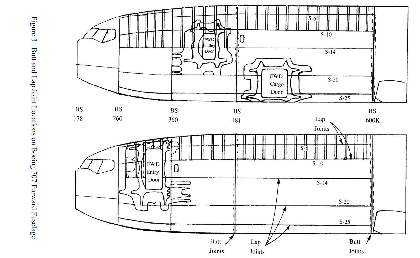 commercial aircraft diagrams