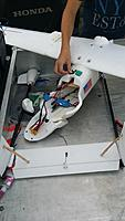 Name: 20140905_193357.jpg Views: 203 Size: 437.1 KB Description: Trashed my skyhunter, time for a new plane!