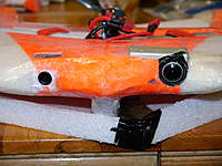 Name: P1080755.jpg Views: 428 Size: 75.2 KB Description: Added the additional flight camera. It  now has eyes : )