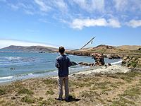 Name: Kyler at Cayucos.jpg Views: 217 Size: 302.1 KB Description: An image I will never forget! We were in slope heaven!