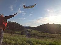 Name: Launching the T-28 at Shell Ridge.jpg Views: 190 Size: 334.5 KB Description: