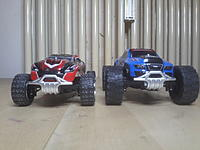 Name: 20170202_183119.jpg Views: 35 Size: 418.7 KB Description: B/Truggy and stock A999 front view.