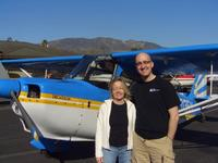 Name: CIMG2209.jpg Views: 7357 Size: 61.5 KB Description: A happy chance meeting with Vicki in Santa Paula, CA.