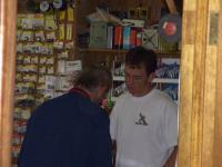 Name: CIMG0927.jpg Views: 1498 Size: 77.4 KB Description: Sean assists a customer.