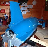 Name: image-b47c92db.jpg Views: 176 Size: 158.5 KB Description: Test coat of bluebird blue