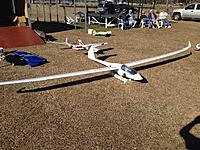 Name: IMG_2022.jpg Views: 76 Size: 1.31 MB Description: Ventus 2CX with in nose electric, modified retract to be able to take off from the ground https://youtu.be/zBbkuGyJDHM