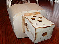 Name: DSC01796.jpg Views: 50 Size: 135.0 KB Description: note that all the front end even the firewall is balsa!
