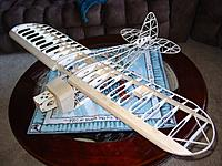 Name: DSC01804.jpg Views: 53 Size: 203.2 KB Description: very light weight and fragile airframe!