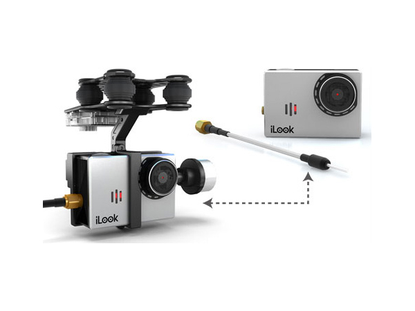 Walkera FPV iLook HD Camera  An action camera FPV ready - RC Groups
