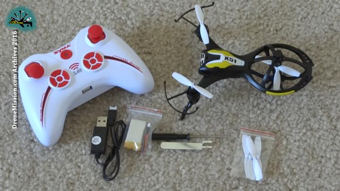 amazoncom syma x51 spaceship 24ghz 4ch rc quadcopter