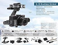Name: G-3S.jpg Views: 424 Size: 201.4 KB Description: Walkera G-3S iUAS Sony RX100 Gimbal