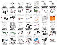 Name: QR-X350PRO-Parts-List.jpg Views: 66027 Size: 441.9 KB Description: