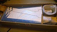 Name: WP_20140531_09_06_06_Pro.jpg Views: 125 Size: 272.5 KB Description: Right when I opened the box, you can see how well the plane was packed.