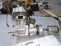 Name: 1467074949062-1818090962.jpg Views: 82 Size: 535.6 KB Description: And last #3 came off running plane. Gas conversion with module send a pm offer. Great compression here too