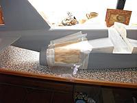 Name: DSCF1501.jpg Views: 190 Size: 133.4 KB Description: Fan hatch in place and glassed.