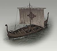 Name: galley Aileach Hebridean Galley or Birlinn.jpg Views: 34 Size: 212.1 KB Description: galley Aileach ...a Hebridean Galley or Birlinn with a high bow for the rougher waters of the Irish Sea and the Atlantic Ocean.