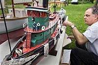 Name: Task force 50 2013 John Cristanzio.jpg Views: 273 Size: 34.8 KB Description: Shared a table with this man and his awesome tug BROOKLYN.
