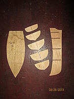 Name: Yawl boat forms..jpg Views: 176 Size: 97.9 KB Description: Yawl boat forms.  It's been a long time since my fingers tried to work on something this small...seven inches long by three plus inches wide.